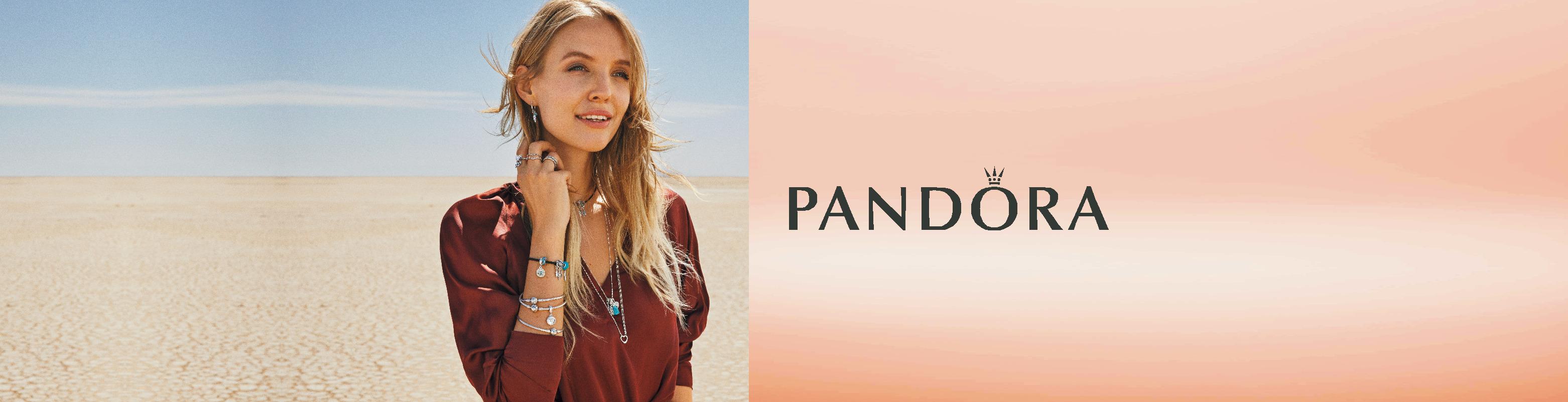 PANDORA Homepage Banner